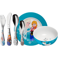 WMF 12.8600.9009 Frozen 6-tlg. Kinderbesteck-Set