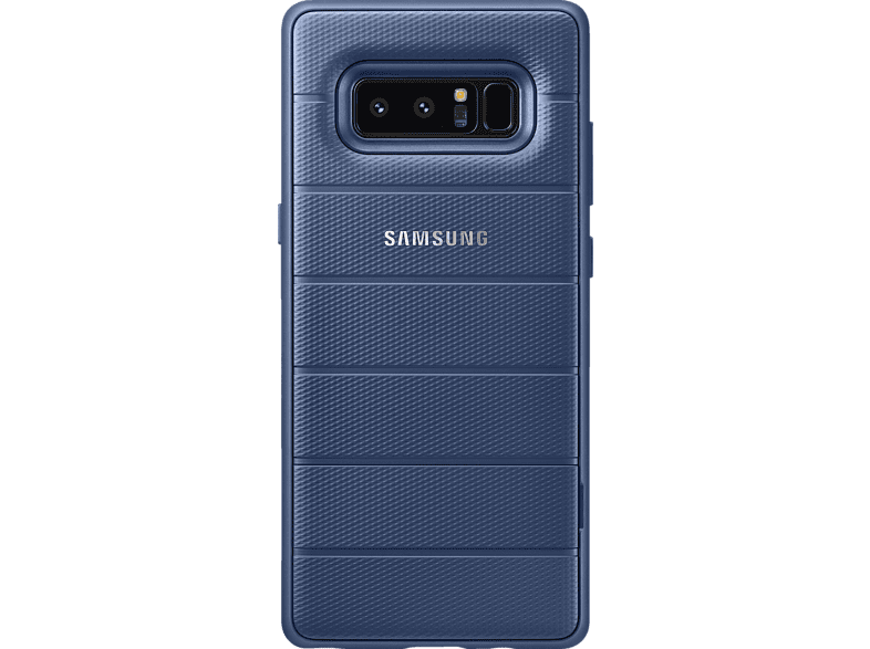 SAMSUNG Protective Cover EF-RN950 Backcover Samsung Galaxy Note 8  Deep Blue