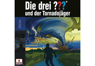 SONY MUSIC ENTERTAINMENT (GER) und der Tornadojäger
