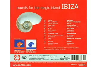 VARIOUS - Sounds For The Magic Island Ibiza 3 - (CD)