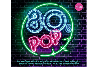 VARIOUS - 80's Pop - (CD)