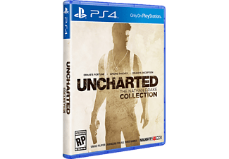 SONY Uncharted Collection/EAS PS4