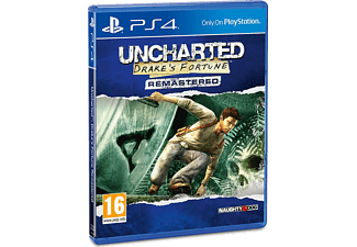 SONY Uncharted: Drake'S Fortune PS4/Eas
