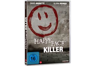 Happy Face Killer - (DVD)