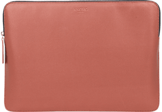 KNOMO Embossed Notebooktasche, Sleeve, 13 Zoll, Kupfer