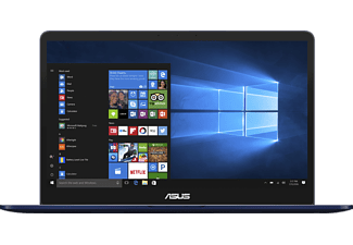 ASUS ZenBook Pro, Notebook mit 15.6 Zoll Display, Core™ i5 Prozessor, 8 GB RAM, 512 GB SSD, GeForce® GTX 1050, Royal Blue