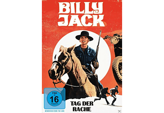 Billy Jack - Tag der Rache - (DVD)