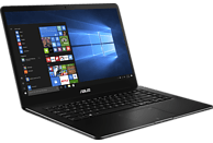 ASUS ZENBOOK PRO I7-7700HQ/16GB/512GB SSD BLACK, Notebook, Core™ i7 Prozessor, 512 GB SSD, GeForce® GTX1050, Matte Black