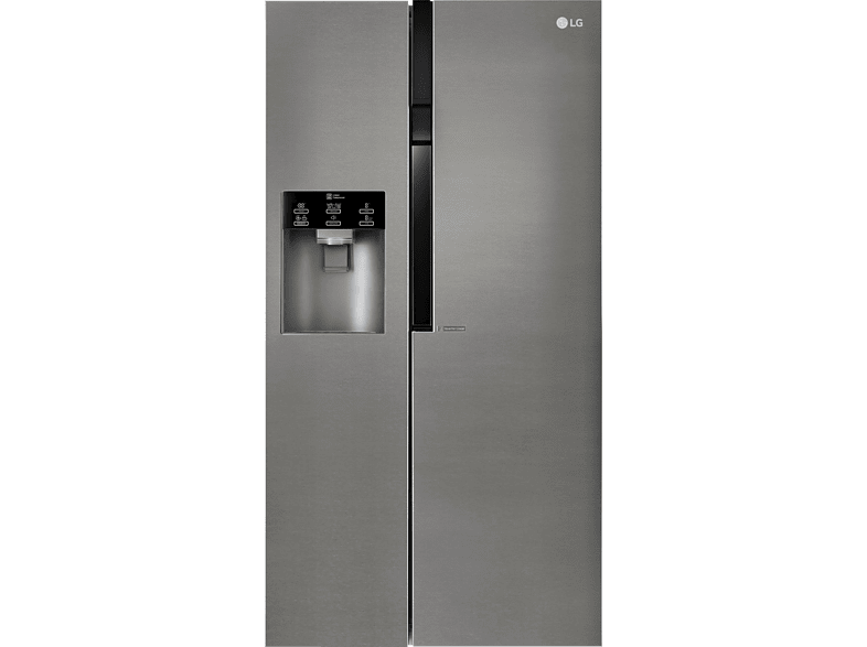 LG  GSL 360 ICEZ Side-by-Side (374 kWh/Jahr, A++, 1790 mm hoch, Graphit) | 08806087819793