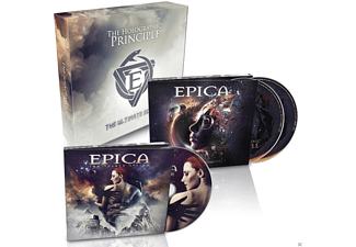 Epica - The Solace System - (CD)