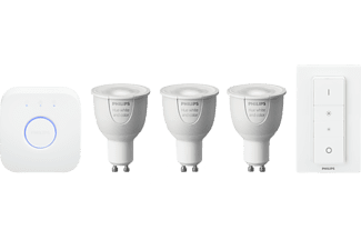 PHILIPS HUE 6.5W GU10 3 SET EU