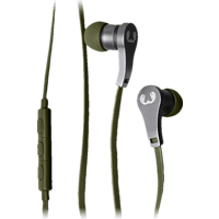 FRESH N REBEL Lace Earbuds , In-ear Kopfhörer  Grün