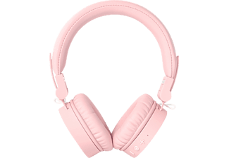 FRESH N REBEL Caps Wireless Headphones, On-ear Kopfhörer, Headsetfunktion, Bluetooth, Rosé