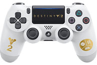 SONY Destiny 2 - PS4 Wireless DUALSHOCK®4 Controller} Weiß/Gold