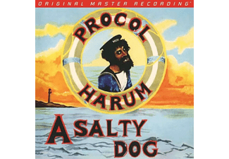 Procol Harum - A Salty Dog - (Vinyl)