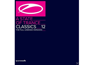 VARIOUS - A State Of Trance Classics Vol.12 - (CD)