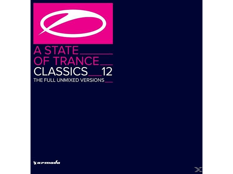 VARIOUS - A State Of Trance Classics Vol.12 [CD]