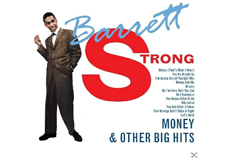 Barrett Strong - Money & Other Big Things - (CD)