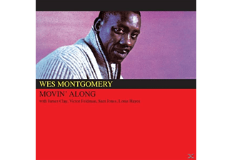 Wes Montgomery - Movin' Along - (CD)