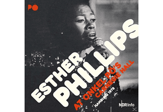 Esther Phillips - At Onkel Pö's Carnegie Hall/Hamburg '79 - (CD)