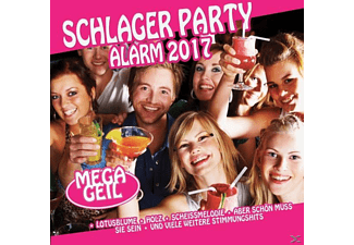 VARIOUS - Schlager Party Alarm 2017 - (CD)