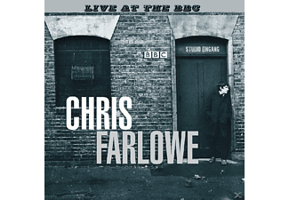 Chris Farlowe - Live At The BBC - (CD)