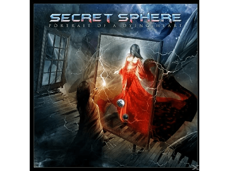 Secret Sphere - Portrait Of A Dying Heart [Vinyl]