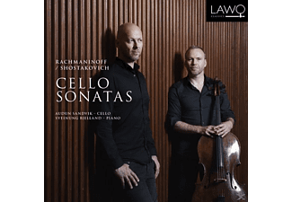 Audun Sandvik, Sveinung Bjelland - Cello Sonatas - (CD)