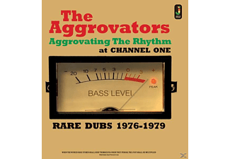 The Aggrovators - Aggrovating The Rhythm At Channel One (1976-1979) - (Vinyl)
