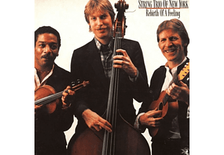 String Trio Of New York - Rebirth Of A Feeling - (CD)