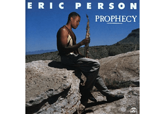 Eric Person - PROPHECY - (CD)