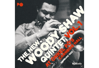 The New Woody Shaw Quintet - At Onkel Pö's Carnegie Hall/Hamburg '82 - (CD)