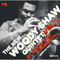 The New Woody Shaw Quintet - At Onkel Pö's Carnegie Hall/Hamburg '82 (2LP/180g) [Vinyl]