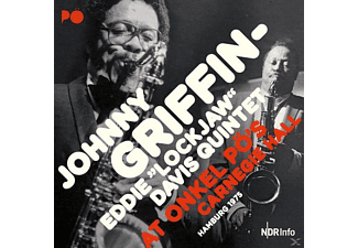 Johnny Griffin - At Onkel Pö's Carnegie Hall/Hamburg '75 - (CD)