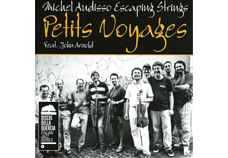 Michel Audisso, Escaping Strings - Petits Voyages - (CD)