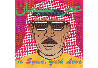 Omar Souleyman - To Syria,With Love - (CD)