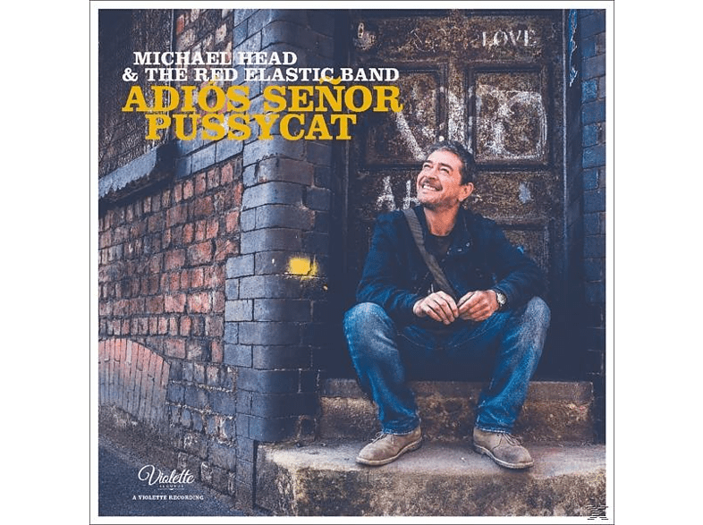 The Red Elastic Band, Michael Head - Adios Senor Pussycat [CD]