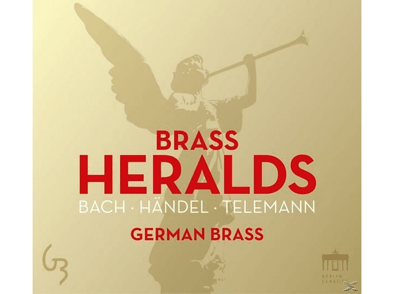 German Brass - Brass Heralds [CD]