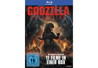 Godzilla 11 (Collector's Ed. Ltd. Softbox) - (Blu-ray)