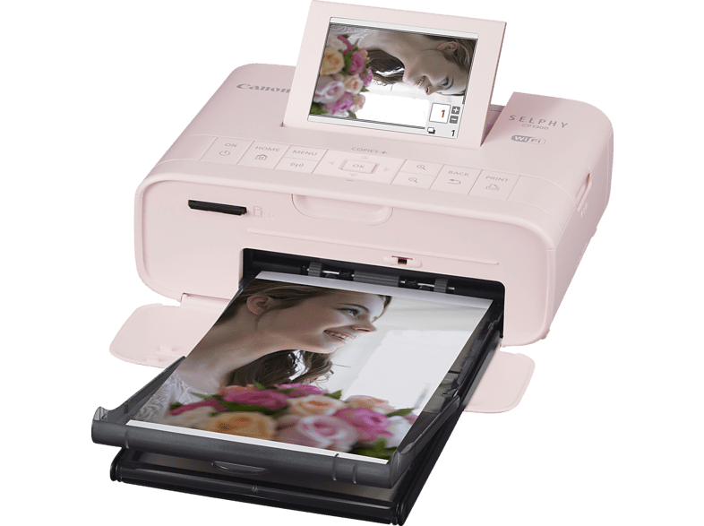 CANON SELPHY CP 1300 Fotodrucker Thermosublimationsdruck