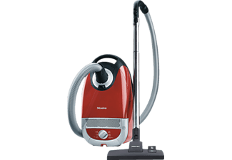 MIELE Complete C2 Tango EcoLine Staubsauger mit Beutel, EEK: A+, Mangorot