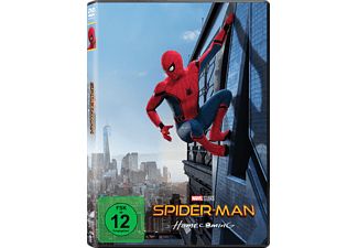 Spider-Man Homecoming - (DVD)