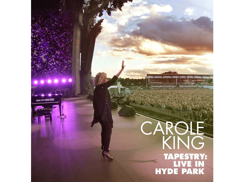 Carole King - Tapestry: Live in Hyde Park [CD]