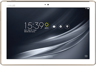 ASUS ZenPad 10 (Z301MF-1B007A), Tablet mit 10.1 Zoll, 16 GB, 2 GB RAM, Android 7.0, Pearl White