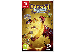 Rayman Legends: Édition Definitive FR/NL Switch