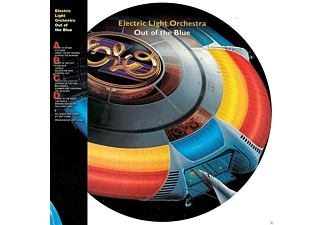 Electric Light Orchestra - Out Of The Blue, Vinilo