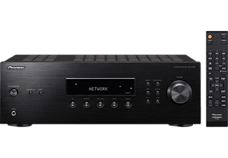 PIONEER SX-10AE, Stereo-Receiver, Schwarz