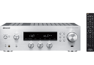 PIONEER SX-N30AE, Stereo-Receiver, Silber