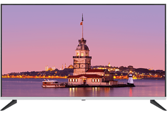 VESTEL 43UB9100S 43 inç 109 cm Ultra HD SMART LED TV Gümüş