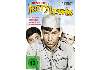 Best of Jerry Lewis - (DVD)